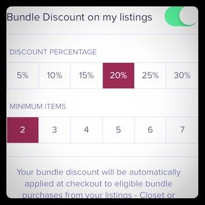 Other - My Bundle Discounts. Buy more - Save more!